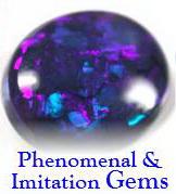 Phenomenal and Imitation Gems