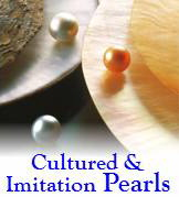 Pearls; Natural, cultured and imitation