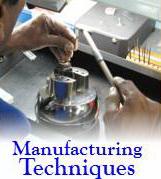 Jewellery Manufacturing Methods