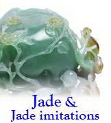 Jade and Jade Imitations